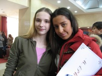 Мария и Ольга